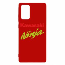 Чехол для Samsung Note 20 Kawasaki Ninja