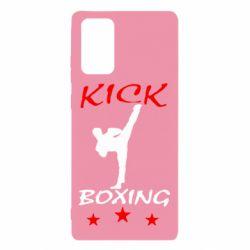 Чехол для Samsung Note 20 Kickboxing Fight