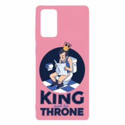 Чохол для Samsung Note 20 King and his throne