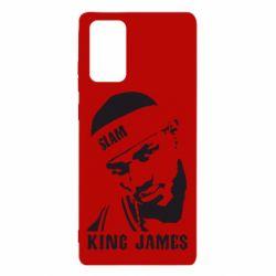 Чехол для Samsung Note 20 King James