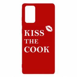 Чехол для Samsung Note 20 Kiss the cook