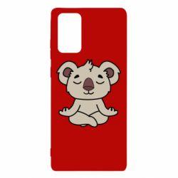 Чехол для Samsung Note 20 Koala