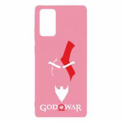 Чохол для Samsung Note 20 Kratos - God of war
