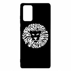 Чехол для Samsung Note 20 лев