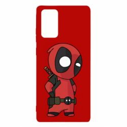 Чохол для Samsung Note 20 Little Deadpool