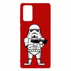 Чохол для Samsung Note 20 Little Stormtrooper