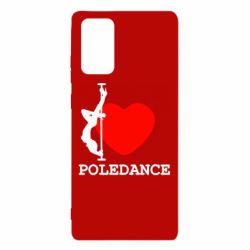 Чохол для Samsung Note 20 Love Pole Dance