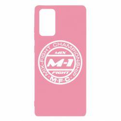 Чехол для Samsung Note 20 M-1 Logo