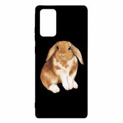 Чохол для Samsung Note 20 Маленький кролик
