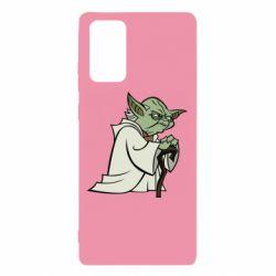 Чехол для Samsung Note 20 Master Yoda