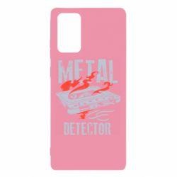 Чохол для Samsung Note 20 Metal detector