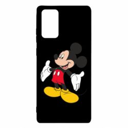 Чехол для Samsung Note 20 Mickey Mouse