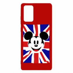 Чохол для Samsung Note 20 Mickey Swag