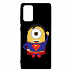 Чохол для Samsung Note 20 Minion Superman