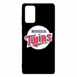 Чохол для Samsung Note 20 Minnesota Twins
