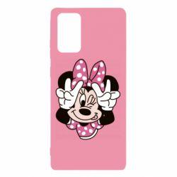 Чохол для Samsung Note 20 Minnie Mouse