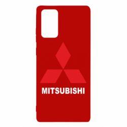 Чехол для Samsung Note 20 MITSUBISHI
