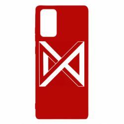 Чохол для Samsung Note 20 Monsta x simbol
