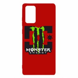 Чохол для Samsung Note 20 Monster Energy DC