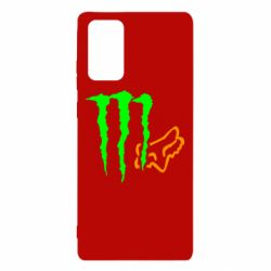 Чохол для Samsung Note 20 Monster Energy FoX