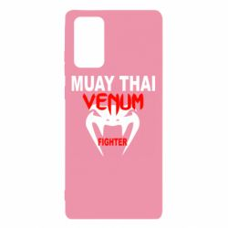 Чехол для Samsung Note 20 Muay Thai Venum Fighter