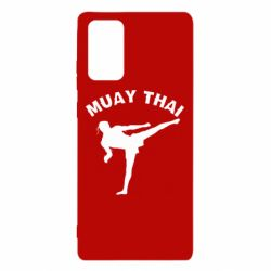 Чехол для Samsung Note 20 Muay Thai