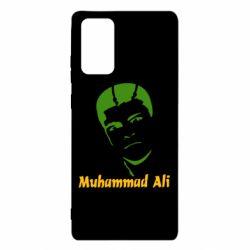 Чехол для Samsung Note 20 Muhammad Ali