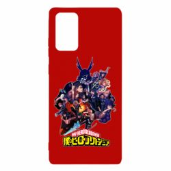 Чохол для Samsung Note 20 My Hero Academia