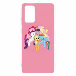 Чехол для Samsung Note 20 My Little Pony