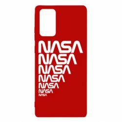 Чехол для Samsung Note 20 NASA