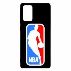 Чохол для Samsung Note 20 NBA