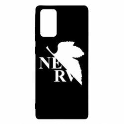 Чохол для Samsung Note 20 Нерв