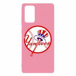 Чохол для Samsung Note 20 New York Yankees