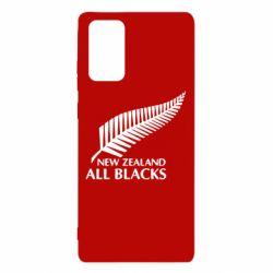 Чохол для Samsung Note 20 new zealand all blacks
