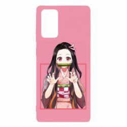 Чохол для Samsung Note 20 Nezuko