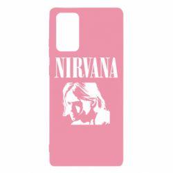Чохол для Samsung Note 20 Nirvana