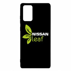 Чехол для Samsung Note 20 Nissa Leaf