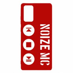 Чехол для Samsung Note 20 Noize MC player