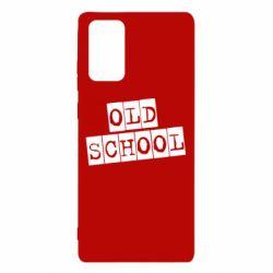 Чохол для Samsung Note 20 old school
