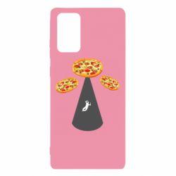 Чохол для Samsung Note 20 Pizza UFO