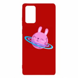 Чехол для Samsung Note 20 Planet Bunny