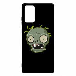 Чохол для Samsung Note 20 Plants vs zombie head