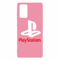 Чехол для Samsung Note 20 PlayStation