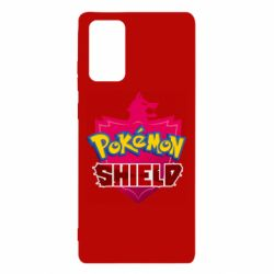 Чохол для Samsung Note 20 Pokemon shield