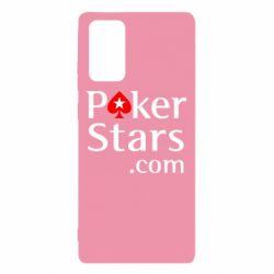 Чехол для Samsung Note 20 Poker Stars