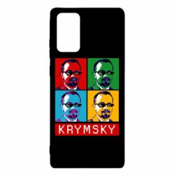 Чохол для Samsung Note 20 Pop man krymski