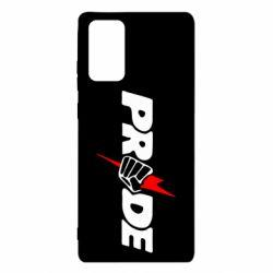 Чохол для Samsung Note 20 Pride