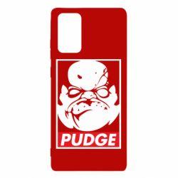 Чехол для Samsung Note 20 Pudge Obey