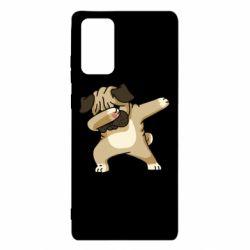 Чохол для Samsung Note 20 Pug Swag