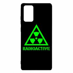 Чохол для Samsung Note 20 Radioactive